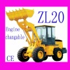 KATER 2T Loader with CE