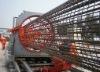 steel bar cage welding machine