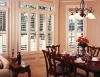 NC lacquer Painted Plantation Basswood Shutter