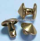 A set of Metal Taper Rivet for Shoes, Handbags