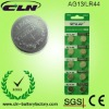 High quality Liquid sealing AG13 button cell battery supplier
