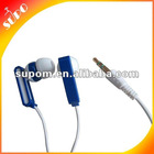 Mp3 Earphones With Metal Housing