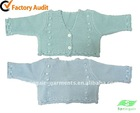 2011 new design knitted baby sweater