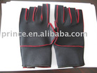 Neoprene therapy gloves