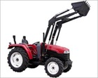 Front loader for tractor
