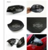 2008-2011 Real Carbon Fiber Side Door Mirror Cover Protecter Caps for BMW 3 Series E90 E92 E93 M3