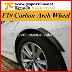 NEW Carbon fiber rear F10 Arch Wheel wheel arch for BMW F10