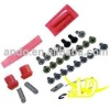 Replacement Screws Set (Red) For NDSL