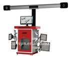 3D Camera Wheel Aligner System (Auto Maintenance & Repair), Garage Equipment