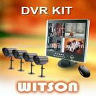 W3-KD6404CWM 4CH CCTV DIY SECURITY SYSTEM