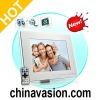 Masterpiece - 12 Inch Digital Photo Frame and Media Player with Remote Control