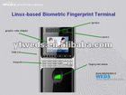 WEDS-H8 Access Control Card Fingerprint time attendance with HD camera
