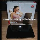 Unlocked HUAWEI Black Original New 3g portable wireless wifi router B683