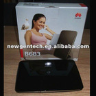 Unlocked HUAWEI Black Original New 3g portable wireless wifi router B683