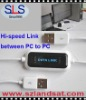 2012 new product smart Data Link cable for hi-speed transfer between 2 computers, SLS-DL08