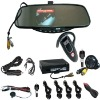 Car DVR Rearview Mirror DVR-BT728SC4