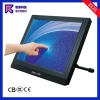 15'' touch screen monitor with SAW