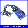 8 Channels Security DVR Card SN57