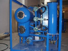 Lubricating oil recycling, oil clean machine