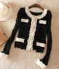 Heiress Lady lace shirt lace Cardigan jacket