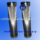 Sintered Powder Stainless Steel Gas filter Metal Filter