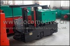 stepless speed regulating battery locomotive for coal mine