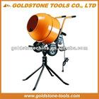 375W 0.5HP 37Gallon portable mini cement concrete mixer