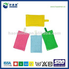 easy cleaning kitchen microfiber sponge