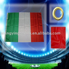 UEFA italian national flag