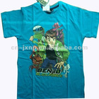 100%cotton stylish boys printed t-shirt