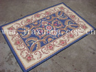Christmas pattern pattern polyester thin door mat