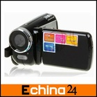 12 Million Pixels 1.8 Inches TFT LCD Digital Video Camera