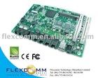 IXP435 based 4 port Wireless LAN Router PCBA
