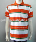men's engineering stripe polo t shirts products