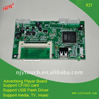 digital signage board for Advertising player (CF card , SD card, USB flash driver)