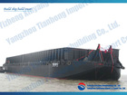 230' deck barge in stock for sale