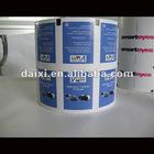 pharmaceutical packaging laminated aluminum paper