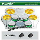 foldable and easy to carry alesis electronic drum kits