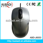 Factory Price Wired 3D Custom Logo Mouse