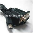 USB TO RS232 cable--FCC/CE/ROHS approved