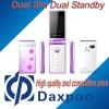 New Wholesale Dual Sim Dual Standby Qwerty Keyboard TV FM Mobie Phone