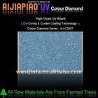 High gloss UV board - Color Diamond Series