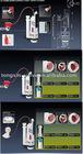 Wire-control Dual Flush Valve
