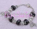the pink glass bracelet glass bracelet glass jewelry yiwu glass beads bracelet murano glass beads bracelets