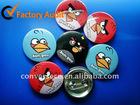 Tinplate Custom Round Pin Button Badge