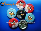 Tinplate Custom Round Pin Button Badge