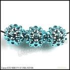 Cheap Wholesale Pave Shamballa Bracelet Beads Wholesale In Bluk 110041