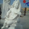 Natural stone Marble Statue