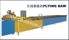 Solid surface casting production line