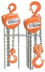 1T manual chain pulley block for lifting